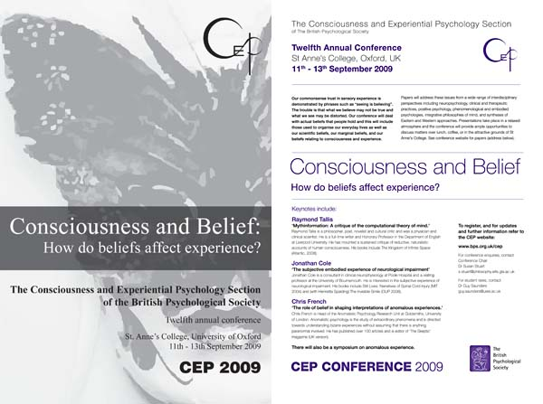 CEP conference